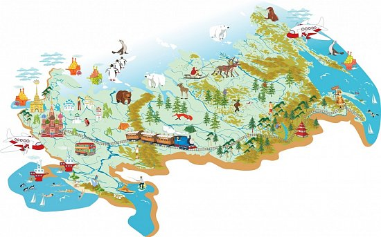 Интересные факты о морях, озерах и реках России